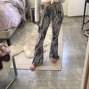 Cute flare leggings